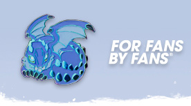 GW2 enamel pins, designed by fan artists, only at For Fans By Fans
