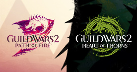 Obtenez GRATUITEMENT Heart of Thorns en achetant Path of Fire !