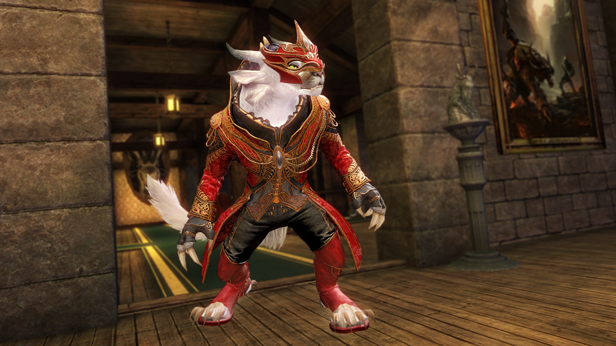 Charr Dyes