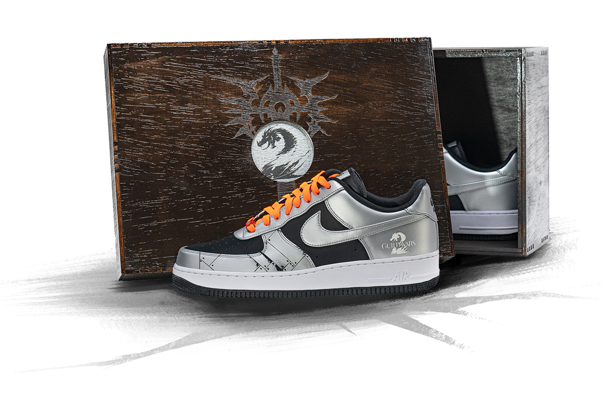 Rock These Rytlocks: Win a Pair of Custom Nike Air Force 1