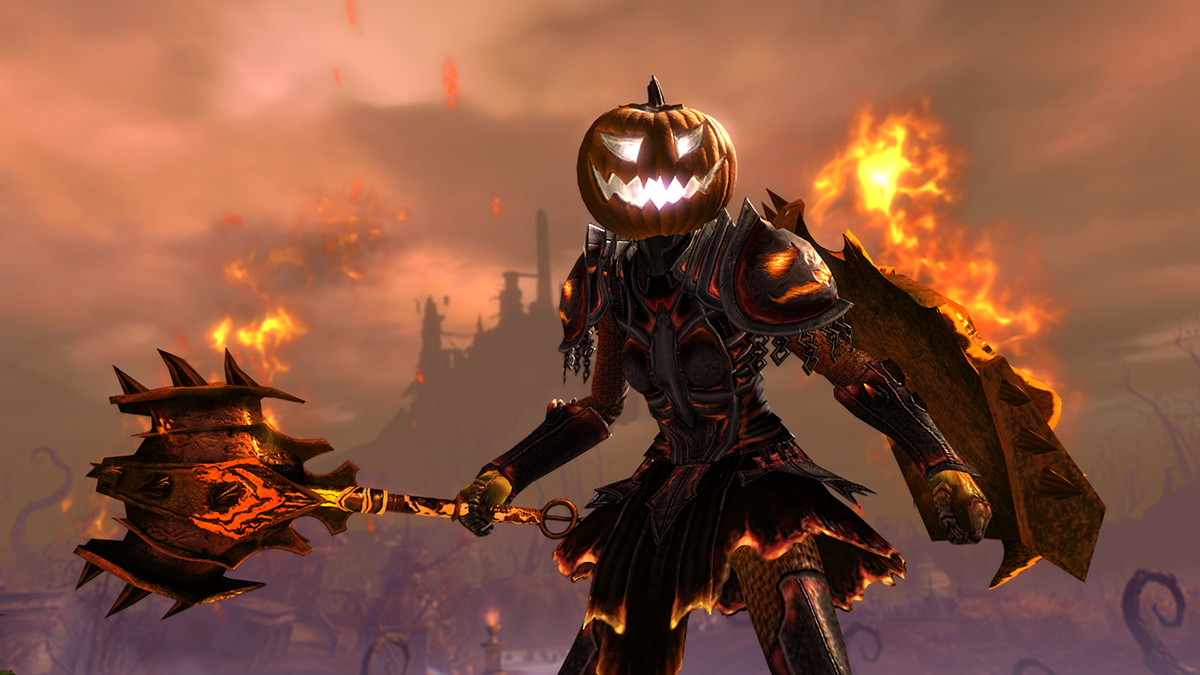 Guild Wars 2 Halloween 2020 Pumpkin Halloween 2019 is Getting Closer | GuildWars2.com