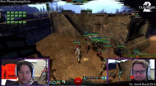 Streaming-Kalender von ArenaNet 3