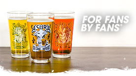 Now Available GW2 Pint Glasses