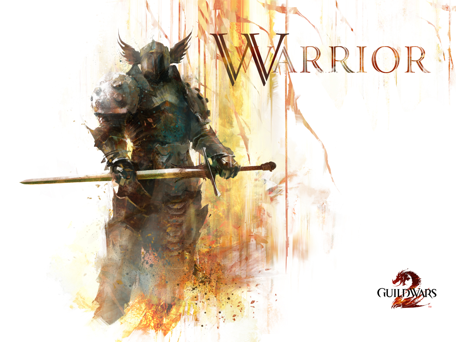 Guild wars 2 slot skills warrior