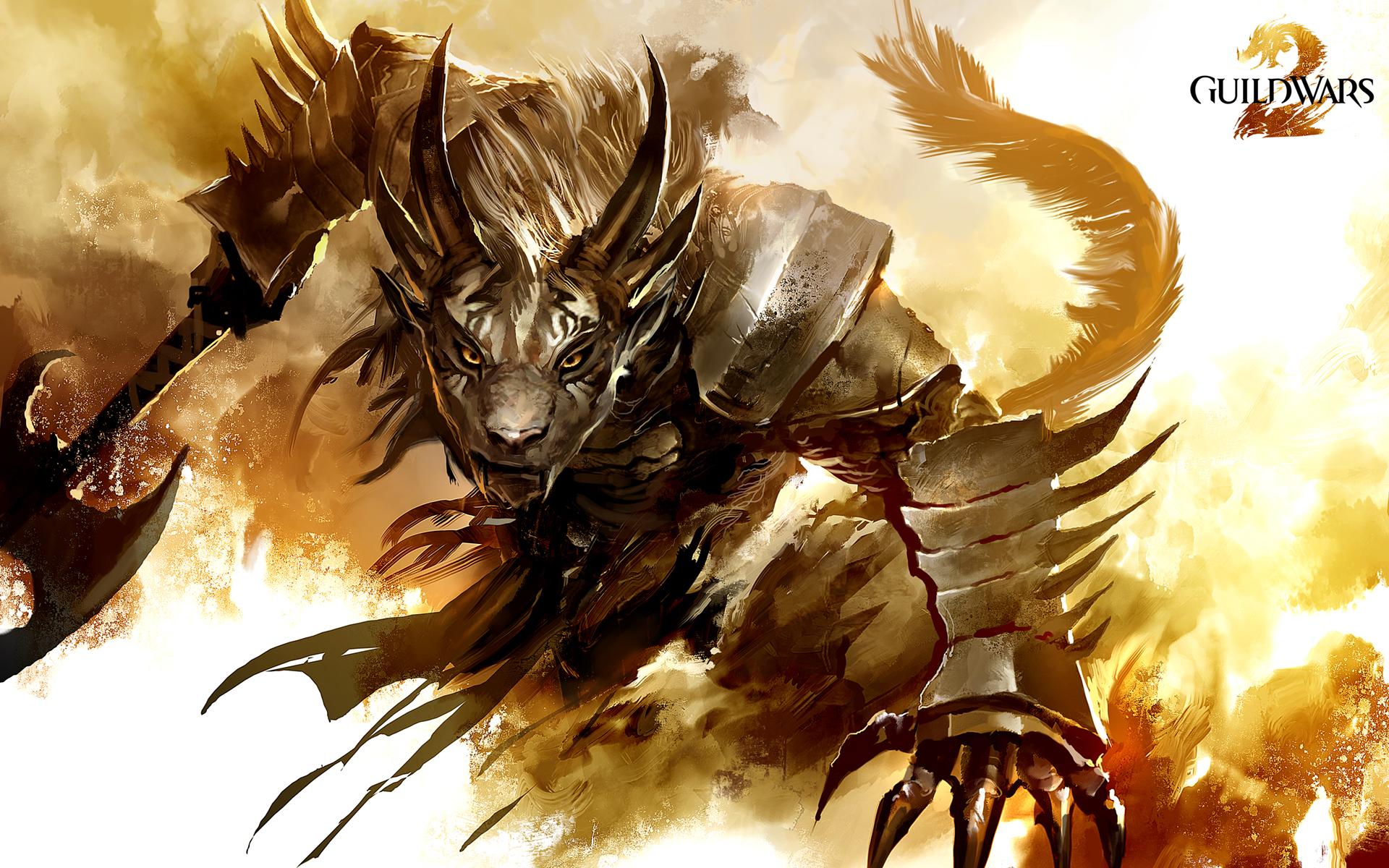 Warrior | GuildWars2 com