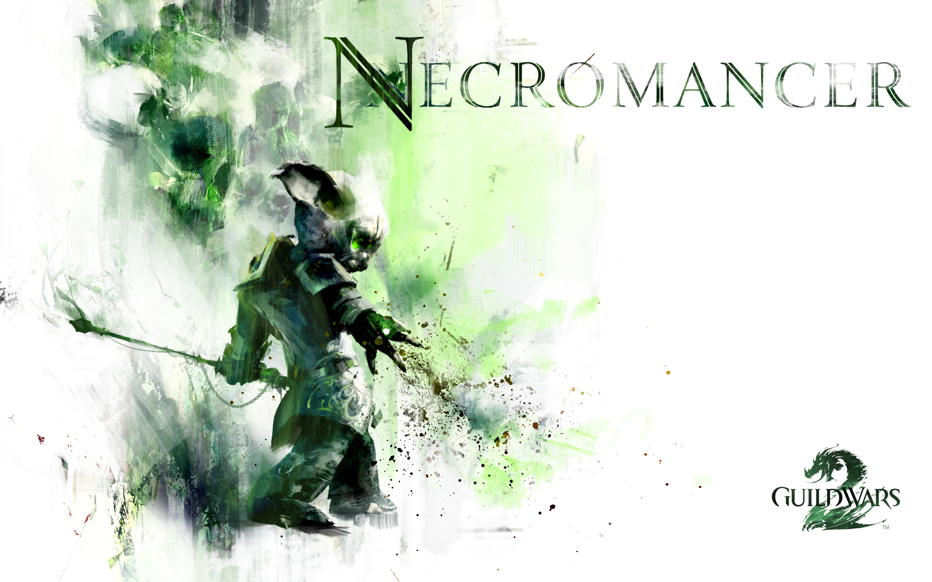 Necromancer | GuildWars2 com
