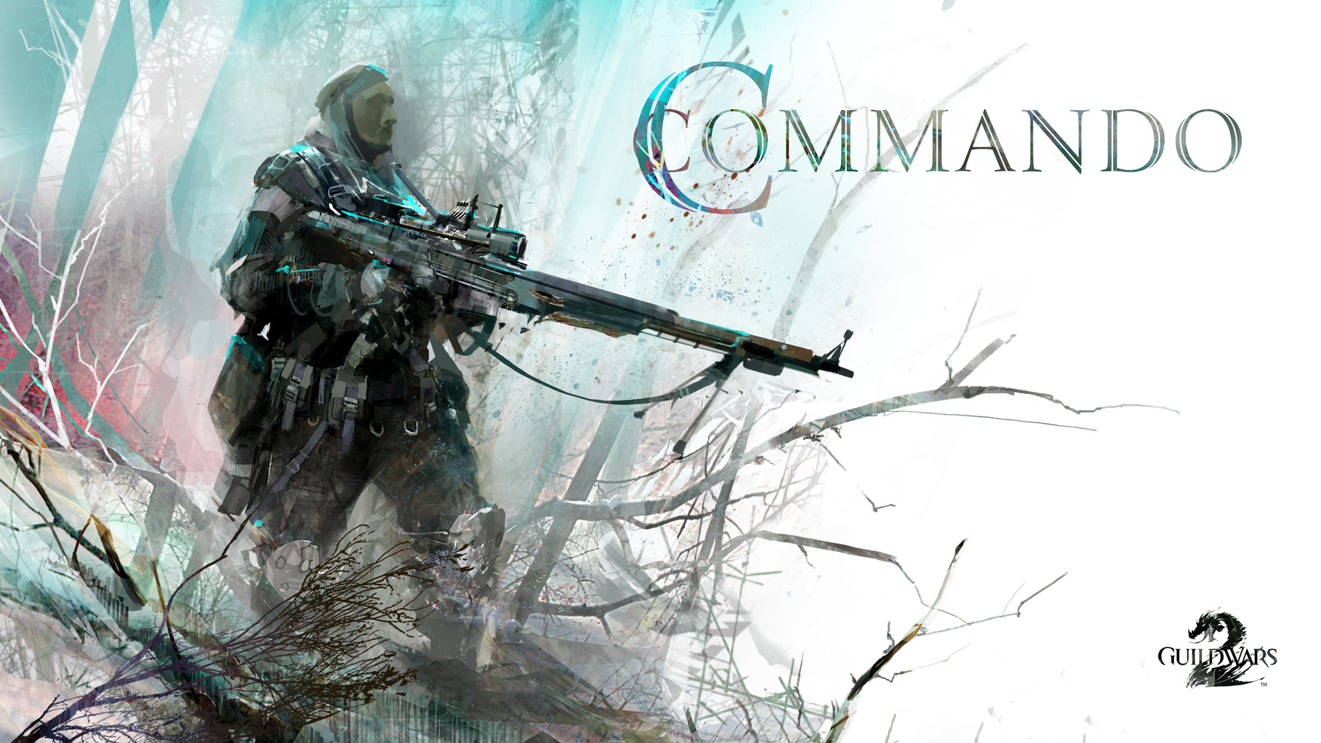 Commando? : Guildwars2