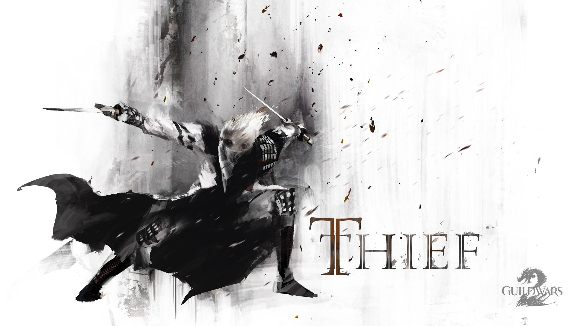 Thief  GuildWars2com