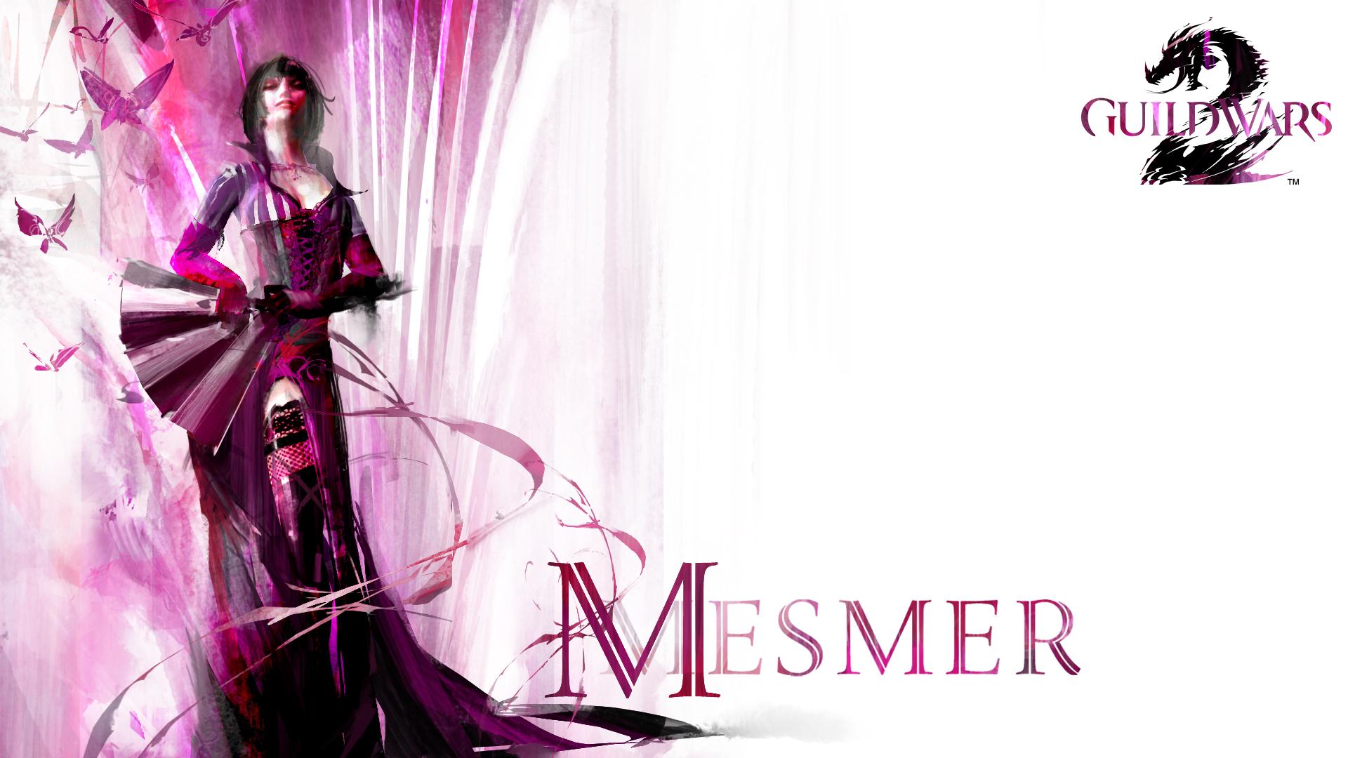 Mesmer | guildwars2. Com.